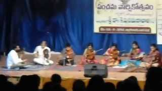 Violin (Seniors) Performance - Tharangini Music & Dance Academy @ 5th Annual Day