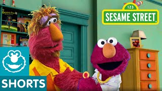Sesame Street: Healthy Family with Elmo and Louie | PSA
