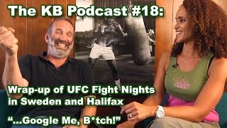 MMA HEAT Podcast #18: Wrap-Up of UFC Fight Nights in Sweden and Halifax