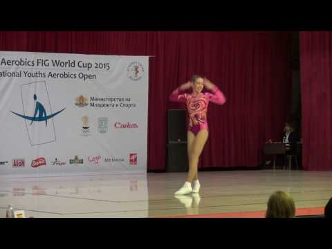 Borovets Cup 2015 - Individual Woman AG