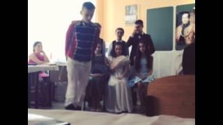 Урок Лермонтова 6 класс ахаха