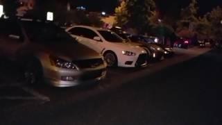 Underground car meet Washington state