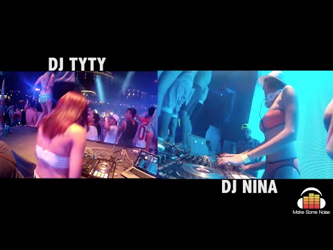 DJ TyTy&NiNa | RSVP Beach Party 2015 | The Imperial Vung Tau |