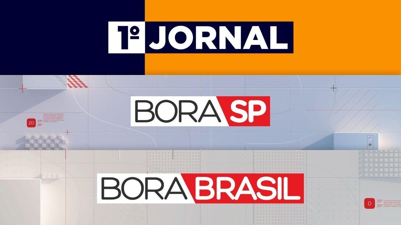 Download 1º JORNAL, BORA SP E BORA BRASIL - 22/10/2021
