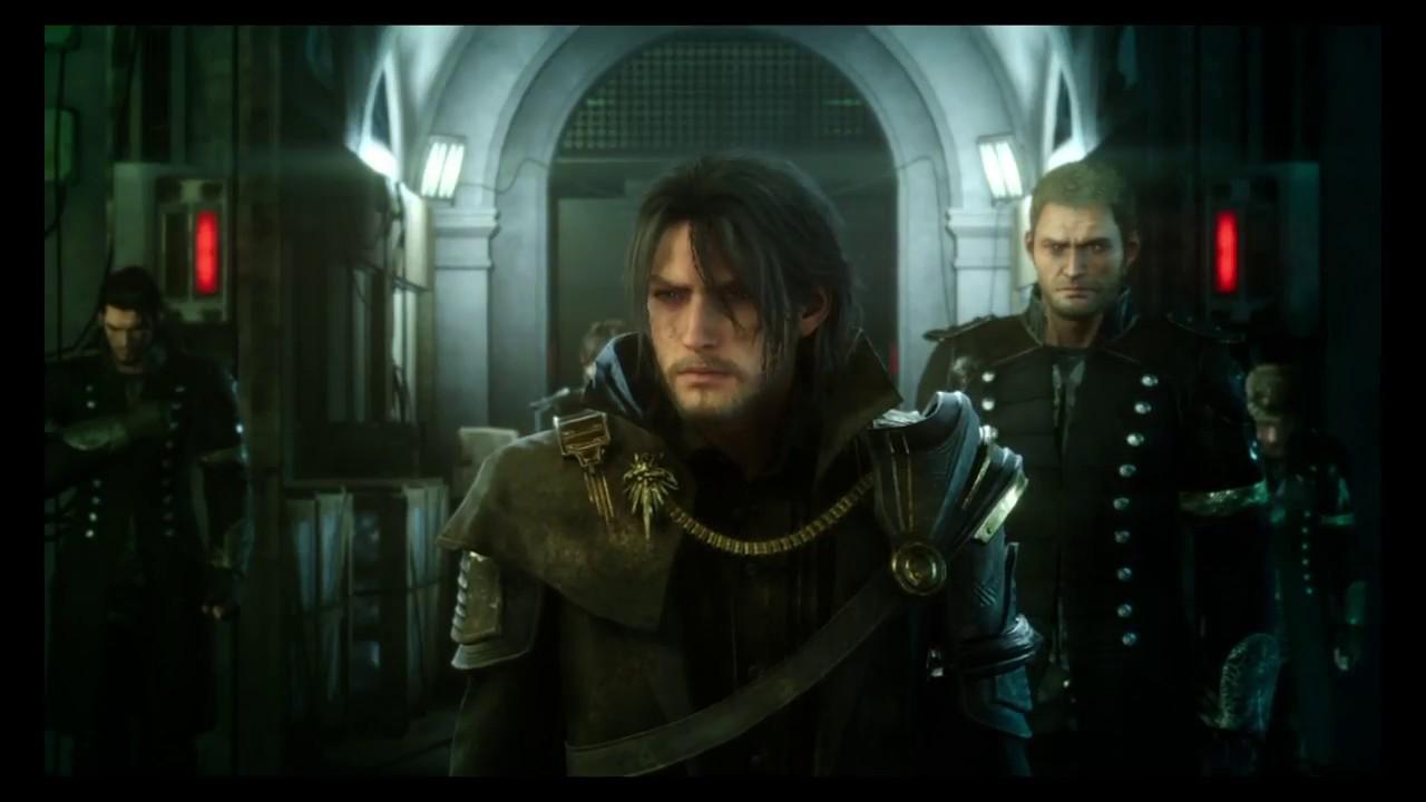 Final Fantasy Xv Royal Edition Noctis Rallies The Kingsglaive