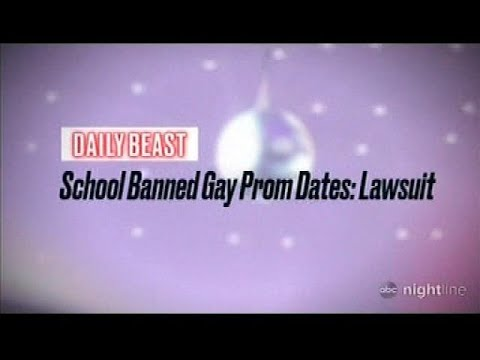 Nightline - Broadway Show 'Prom' Focuses On Same Sex Teen Couples Denied Prom Rights
