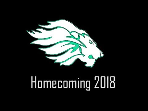 SFHS Homecoming 2018