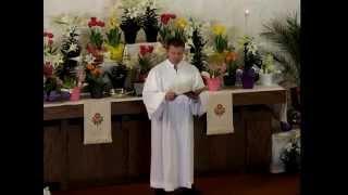 Worship - Immanuel Evangelical Church  2014/04/20 Easter Sunday