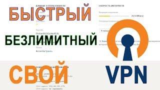 Легкий способ Как создать СВОЙ безлимитный VPN сервер за 5 минут!