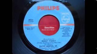 david morris, jr. - hunky funky