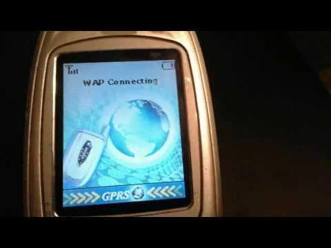 Samsung x450 wap browsing