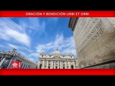 Papa Francisco-Momento De Oración 2020-03-27