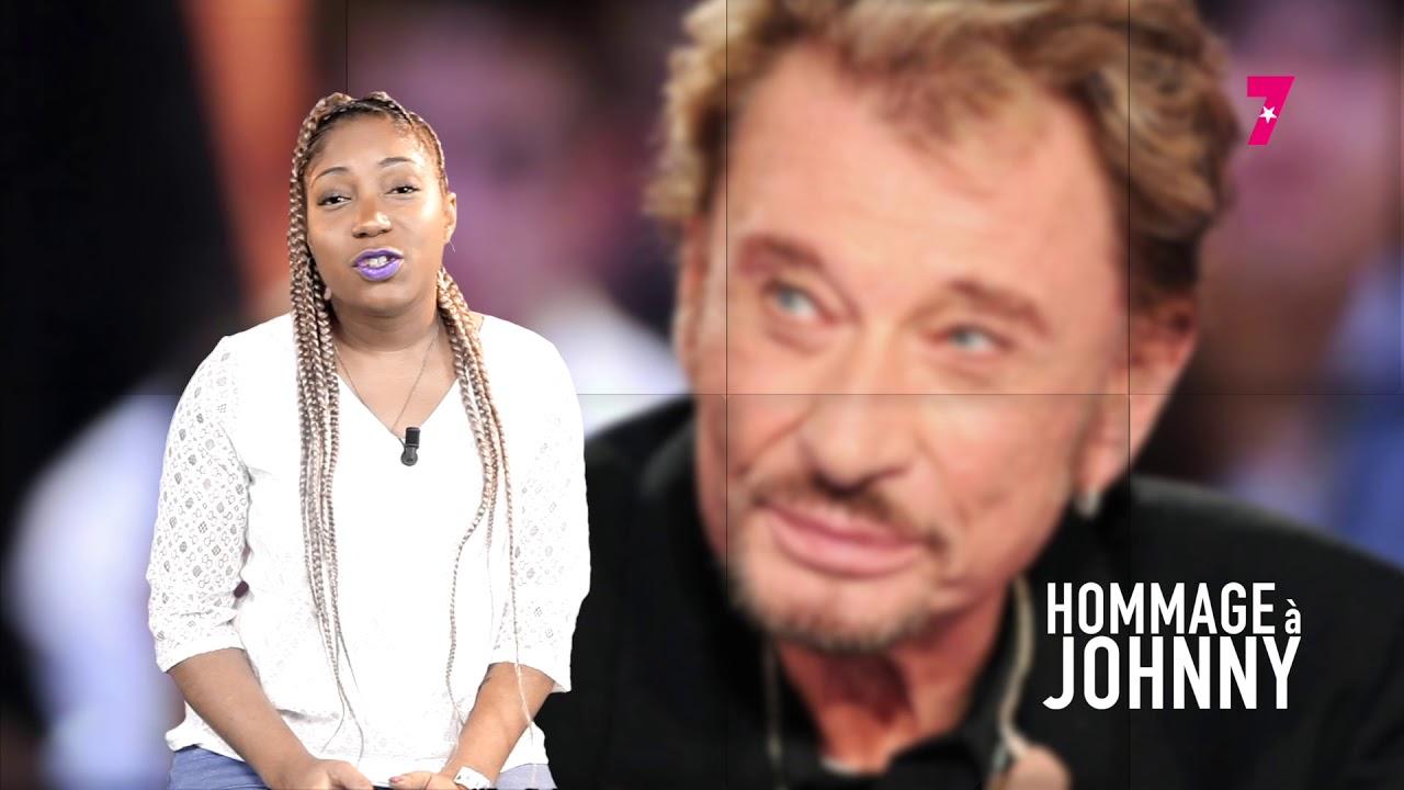 Les célébrités rendent un bel Hommage à JOHNNY HALLYDAY  7 Entertainment Television
