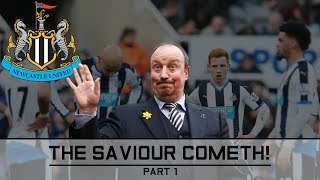 football manager 2016   challenge   the saviour cometh   newcastle utd   part 1