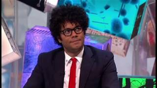 Richard Ayoade's long lost father.