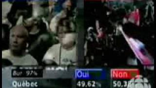 """LE CHOIX"" CBC-TV 1995 French-language Quebec Referendum Reportage"