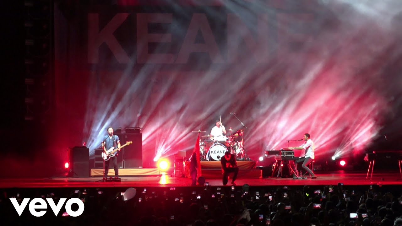 Keane - Perfect Symmetry (Live At Jockey Club del Paraguay, Asunción, Paraguay / 2019)