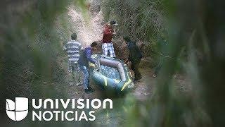 Así Operan Los Coyotes Que Cruzan Migrantes De México A Eeuu De Forma Ilegal Youtube
