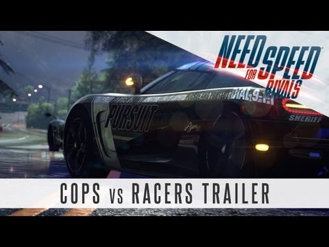Need for Speed Rivals Trailer – Cops vs Racers (Official E3 2013)