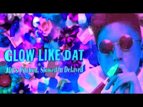 Rich Brian - Glow Like Dat (JDL's Pitched, Slowed 'n Delayed)