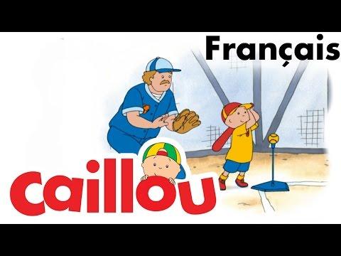 Caillou FRANÇAIS - Caillou danse avec Grand-mère (S03E06) | conte pour enfant