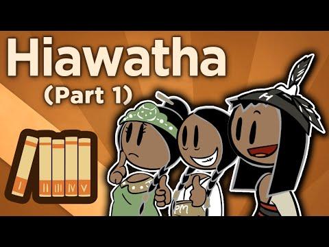 Hiawatha - The Great Law of Peace - Extra History - #1