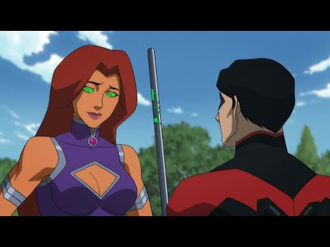 Starfire's Best Moments
