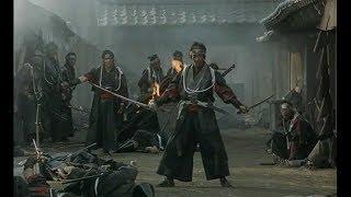 Лучший бой на мечах!