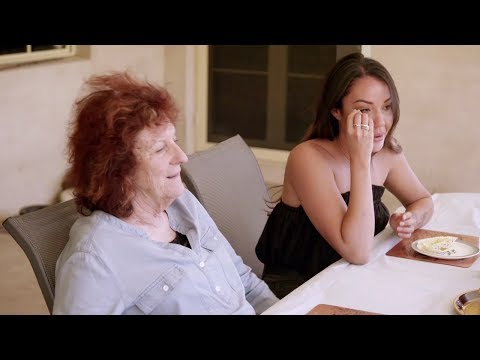 Lunch with Ryan's parents ends in tears | Married at First Sight Australia 2018