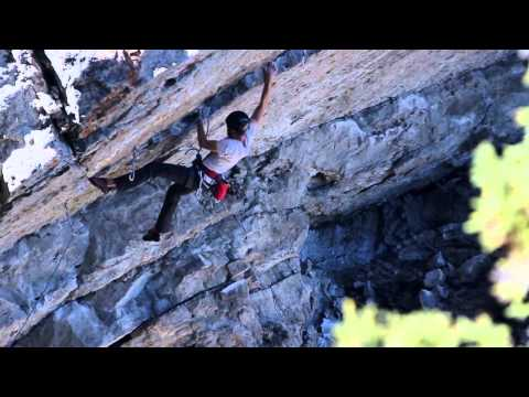 Climbing in Canmore - Dance Me Outside