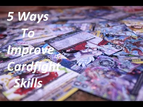 Cardfight!! Vanguard -How To Be A Better Player (5 Ways To Improve)