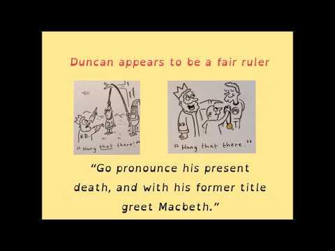 King Duncan: Character Analysis In 'Macbeth'