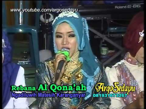 Sholawat Maulanayamaulana Dosa Ora Kroso, Al Qona'ah