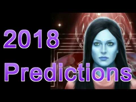 Predictions Year 2018 By The Pleiadians