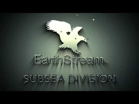 EarthStream Subsea Logo Animation