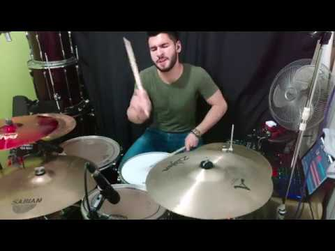 Green Day - She (Drum Cover)