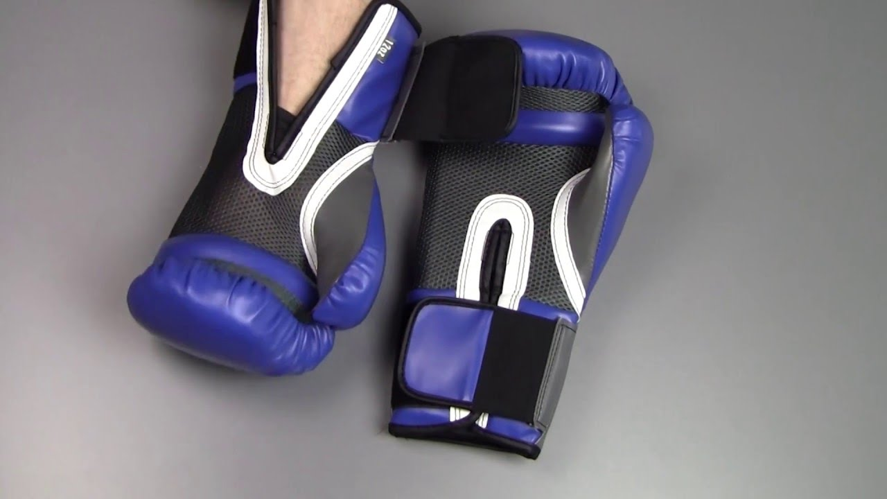 EVERLAST Pro Style Elite Training Gloves review - YouTube a5e7ebbc5b742