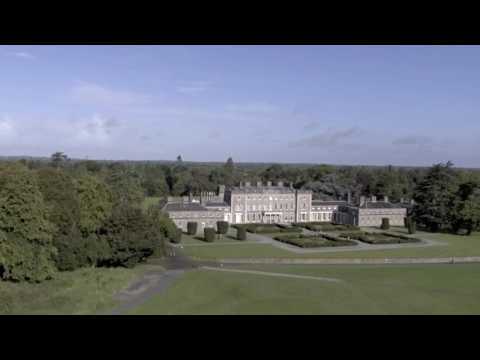 CARTON HOUSE MAYNOOTH By DRONE