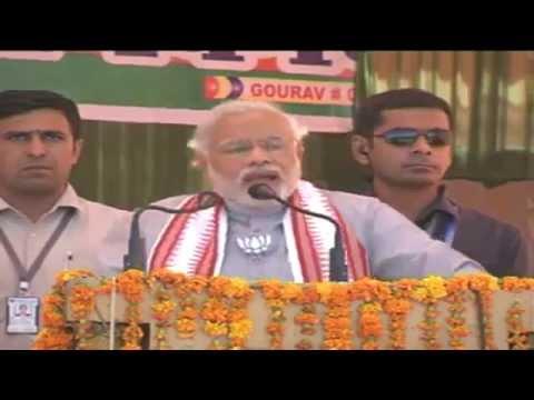 Shri Narendra Modi addresses Bharat Vijay Rally in Pathankot (Punjab) - 25th April 2014