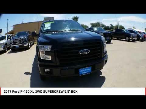 2017 Ford F-150 Odessa TX HKD53382A