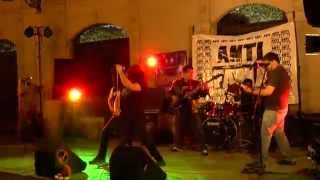 BESTIA la furia del heavy metal - Fuego Inmortal (tema propio en vivo)