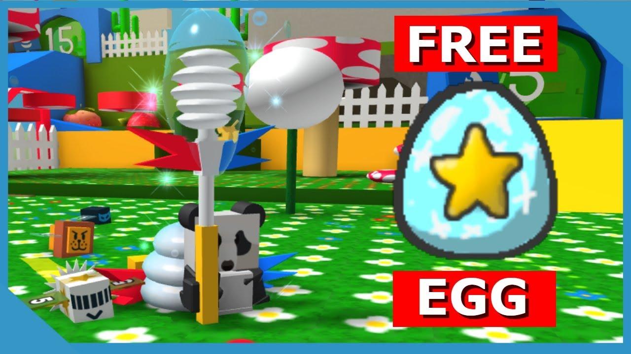 Free Diamond Egg + New Gifted Bee - Roblox Bee Swarm ...