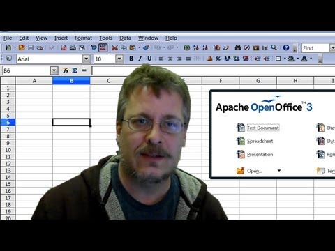 Alternative to Microsoft Office -  Introduction to Apache Open Office