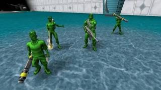 Army Men RTS Mission 7 Dishes of Valor