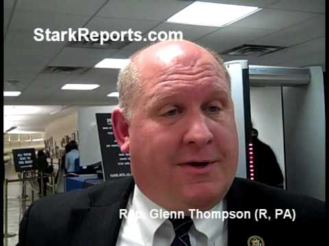 "Rep. Glenn Thompson on ""Move Your Money,"" community banks and ""too big to fail"""