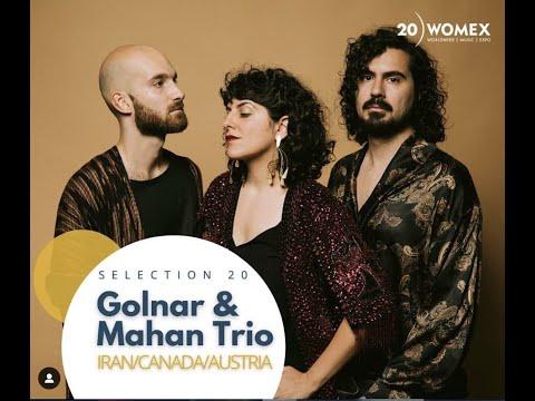 Golnar & Mahan Trio - WOMEX 2020 Showcase