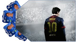 FIFA 14 Ultimate Team | MESSI & ŻYCIÓWKA!