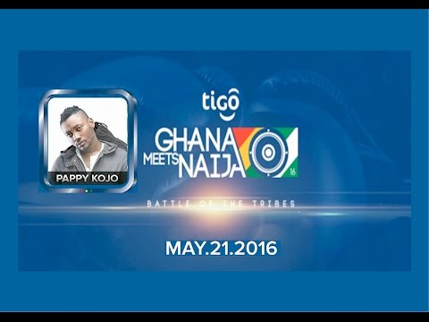 PAPPY KOJO - FULL LIVE PERFORMANCE AT TIGO GHANA MEETS NAIJA