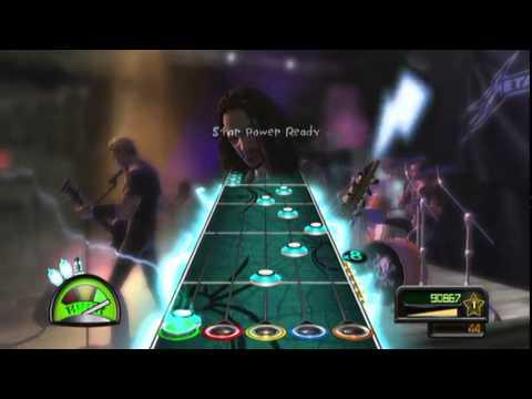 Guitar Hero Metallica: That Was Just Your Life expert guitar