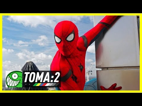 TOMA 2: SPIDERMAN: HOMECOMING (2017)